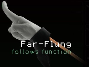 Far-Flung logo
